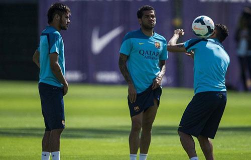 Barca, Messi, Ronaldo, Atletico