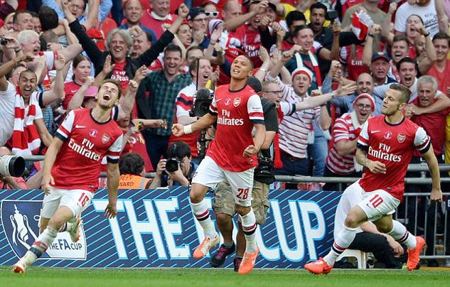 Arsenal, Hull City, FA Cup