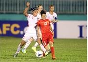 Việt Nam tranh vé dự World Cup với Thái Lan