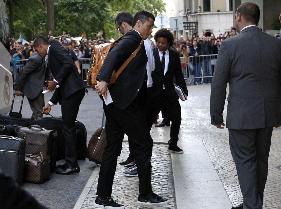 Ronaldo, Real, Atletico