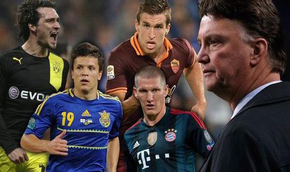 M.U, Van Gaal, Rooney