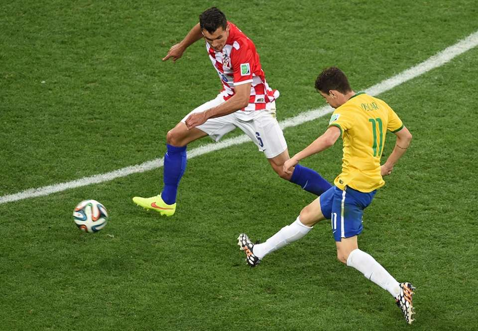 Brazil, World Cup, Croatia