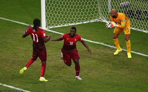 Mỹ, Bồ Đào Nha, Ronaldo, Bồ, World Cup