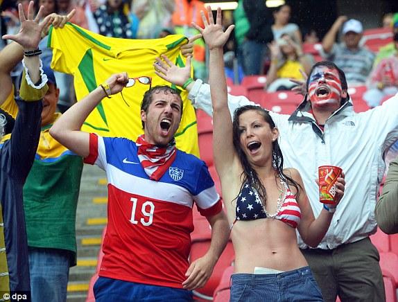 Đức, Mỹ, World Cup, Ronaldo
