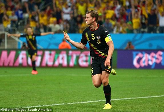 Nga, Bỉ, Hàn Quốc, World Cup