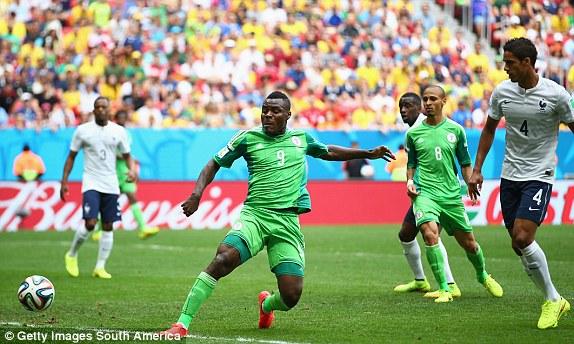 Pháp, Nigeria, World Cup