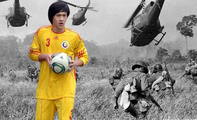 Cầu thủ gốc Việt, Florentin Phạm Huy Tiến, ĐTVN