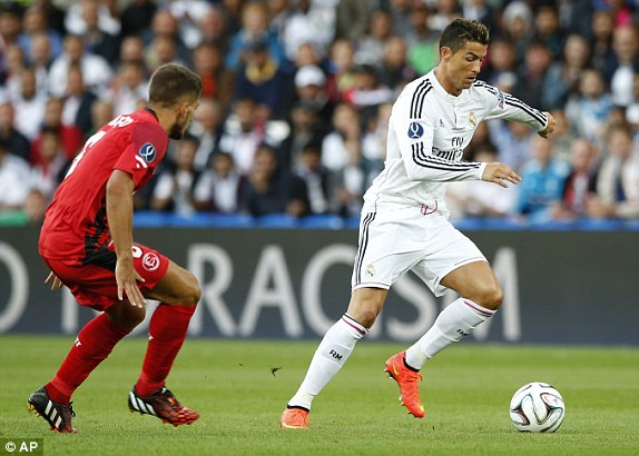 Real, Sevilla, Ronaldo, Bale, Toni Kroos