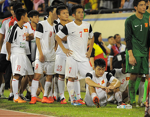 U19 Việt Nam, U19 Myanmar