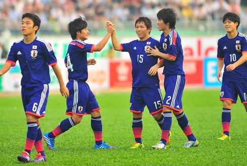 U19 Nhật Bản mang đội hình 2 đọ sức với U19 Việt Nam