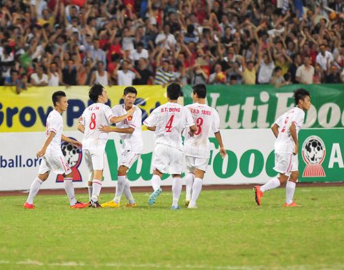 U19 Việt Nam, Indonesia, Mỹ Đình