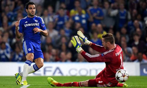 Dứt điểm kém, Chelsea đánh rơi chiến thắng