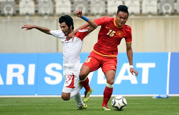 Olympic Việt Nam, Miura, UAE