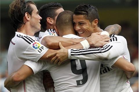 Ludogorets vs Real Madrid