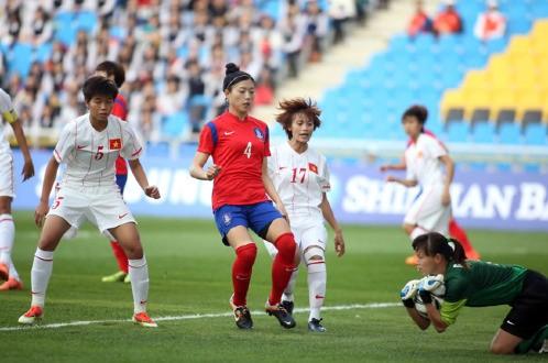 Việt Nam 0-2 Hàn Quốc (H2)