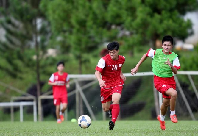 U19 Việt Nam chốt danh sách dự VCK U19 châu Á