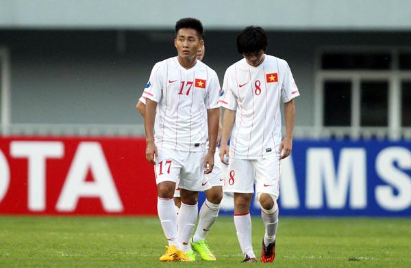 U19 Hàn Quốc, U19 Việt Nam, Graechen