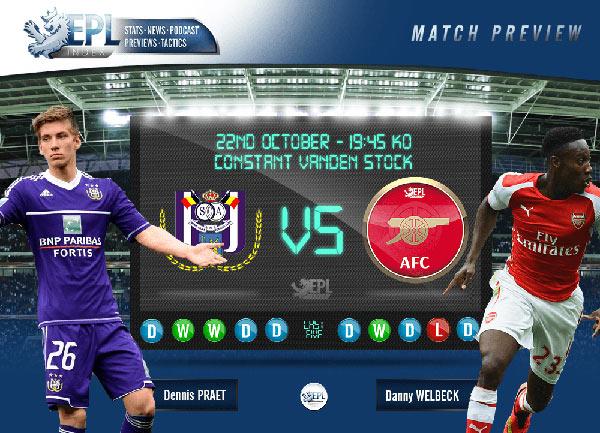 Anderlecht - Arsenal: Cạm bẫy chờ Pháo thủ