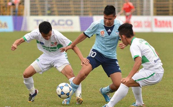 U21 Việt Nam - U19 HAGL: Huynh đệ