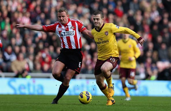Sunderland 0-0 Arsenal