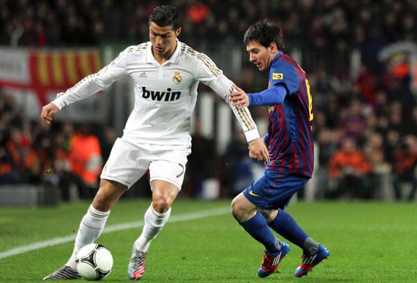 Real 0-0 Barca: Suarez đá chính