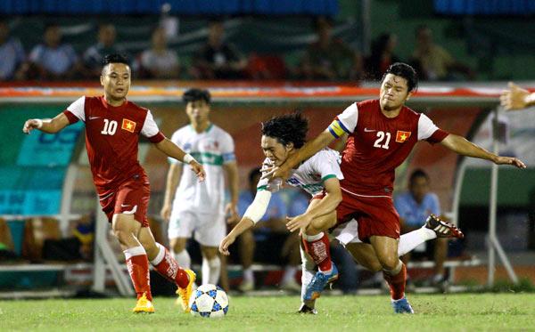 Tranh cãi việc phân biệt đối xử giữa U19 HAGL và U21 Việt Nam