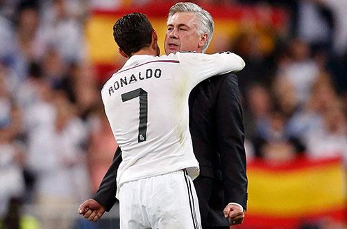 Ancelotti chỉ ra vì sao Real đả bại Barca
