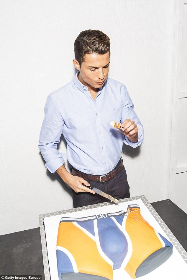 Ronaldo, CR7, Real