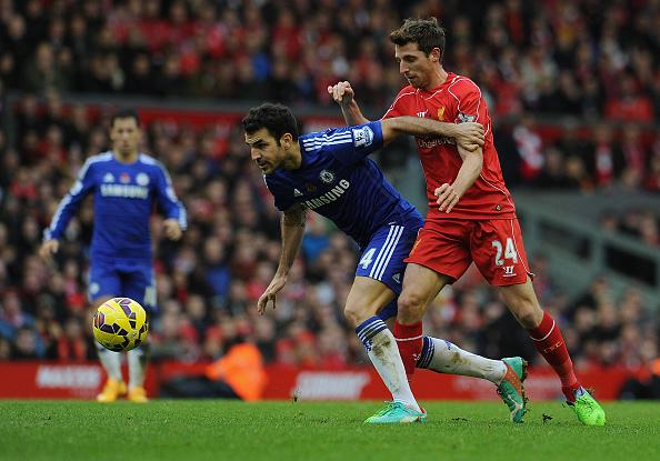 Mourinho méo mặt vì chấn thương của Fabregas