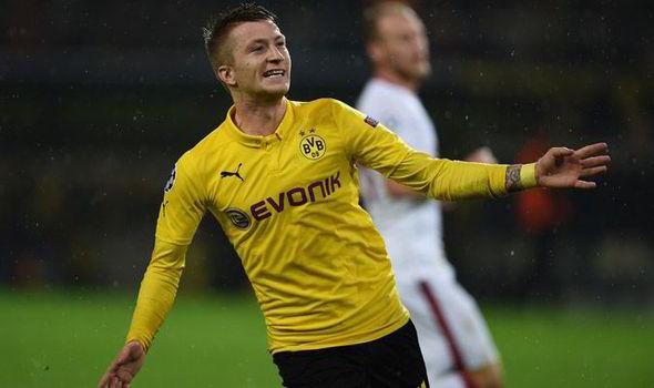 Chelsea, Reus, Dortmund, Mourinho
