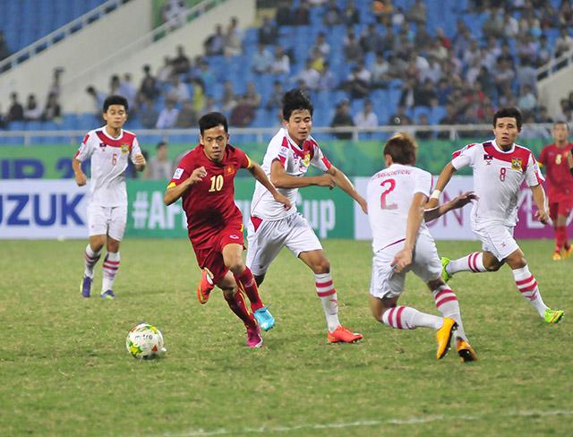 ĐTVN, Lào, Miura, AFF Cup, Công Vinh