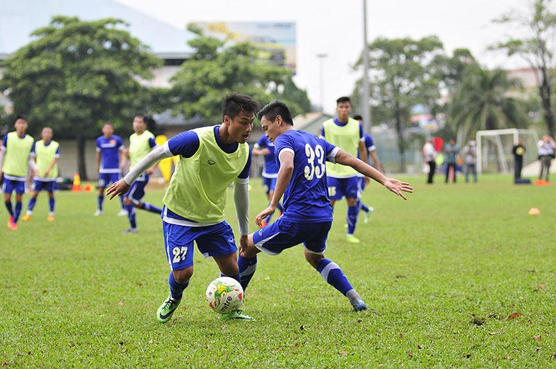 HLV Miura, ĐTVN, AFF Cup, Malaysia