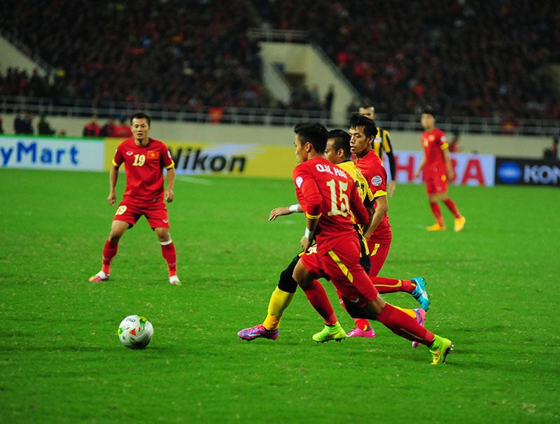 ĐTVN, AFF Cup, Malaysia, VFF, Miura, Công Vinh