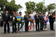 Chặng 9 Cuộc đua xe đạp Xuyên Việt 2014 - Cúp Quốc phòng Việt Nam