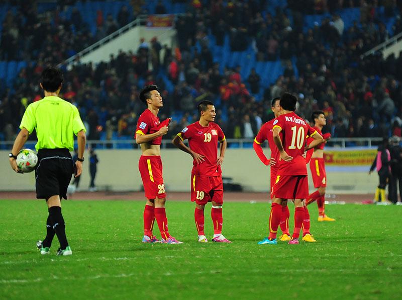 ĐTVN, AFF Cup, VFF, Malaysia, Miura, Hùng Dũng