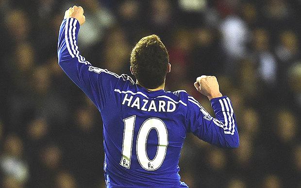 Hazard, Chelsea, Mourinho