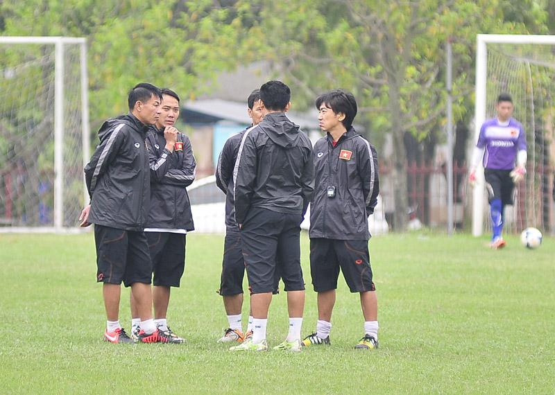 HLV Miura, Công Phượng, Olympic, VFF