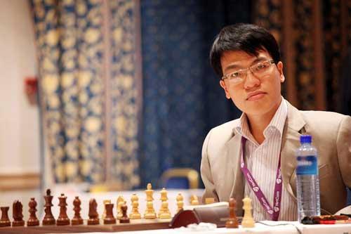 Lê Quang Liêm, vô địch thế giới