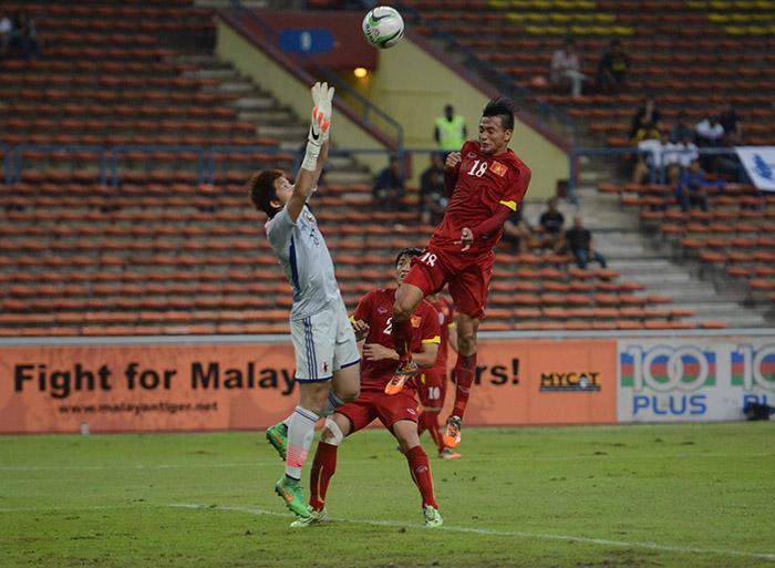 U23 Việt Nam, U23 Macau, Miura