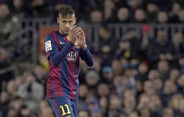 Real, Aguero, Barca, Neymar