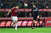 Inter cưa điểm với Milan ở trận derby kịch tính