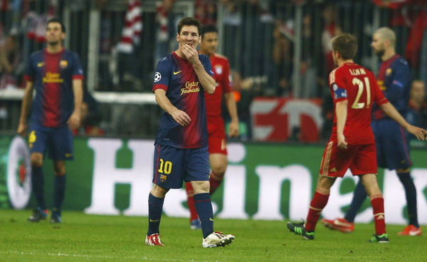 Messi, De Gea, M.U, Xavi, Nadal, Champions League, Premier League