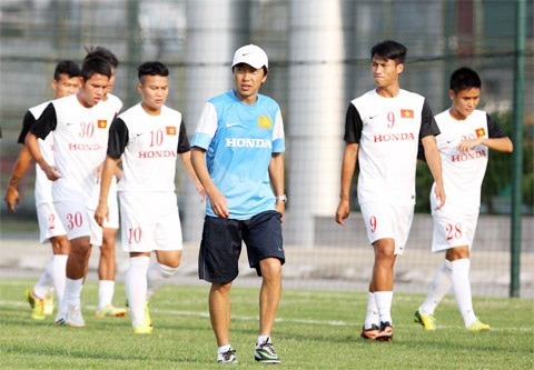 Miura, HAGL, U23 Việt Nam