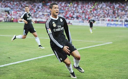 Ronaldo, Real, hat-trick, La Liga