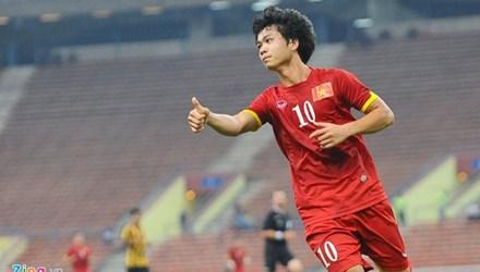 Công Phượng, U23 Việt Nam, HAGL, Miura, số 10