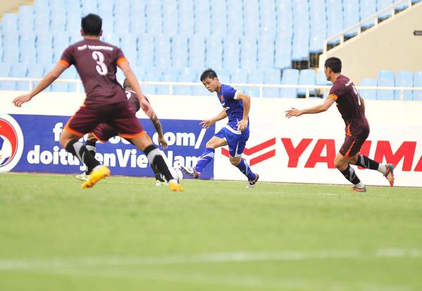 Công Phượng, U23 Việt Nam, ĐTVN, Miura