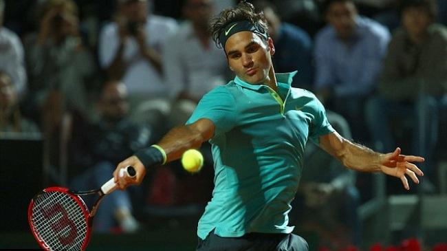 Rome Masters, Nadal, Federer