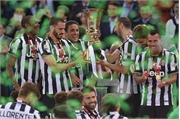 Vô địch Coppa Italia, Juve sẵn sàng chiến Barca