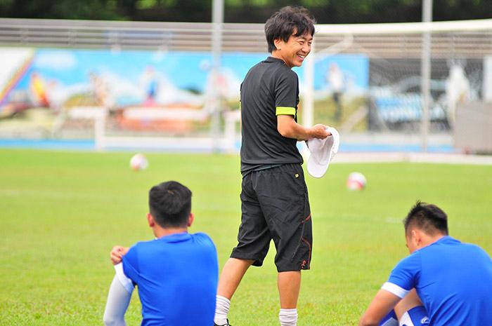 U23 Việt Nam, SEA Games, HCV, Miura