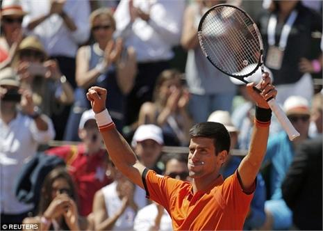 Tái đấu: Djokovic đả bại Murray, hẹn Wawrinka tại chung kết